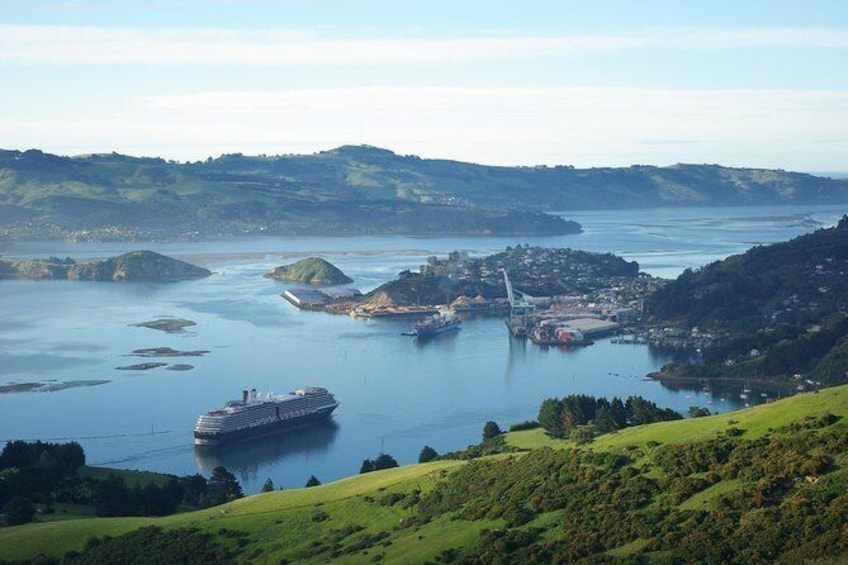 Show item 2 of 10. Port Chalmers