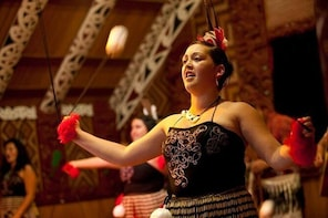 Exclusive Rotorua Cultural and Geothermal Experience from Tauranga