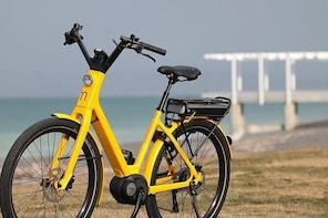 2 hour - Guided E-Bike tour from age 16 and over