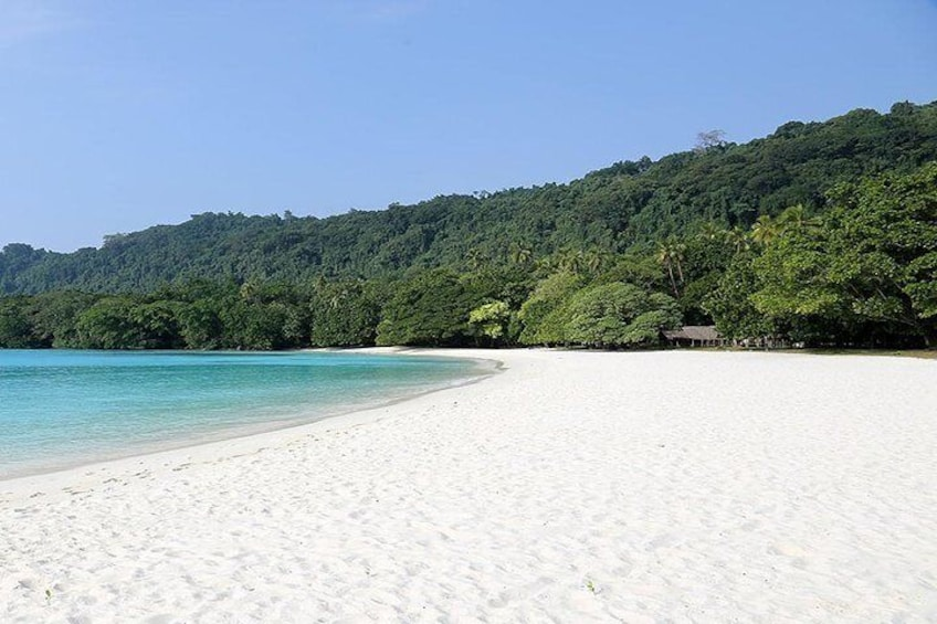 Show item 5 of 6. Vanuatu's most photographed beach