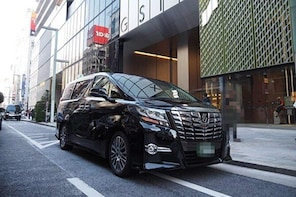 Private arrival Transfer from Kansai airport to Osaka city