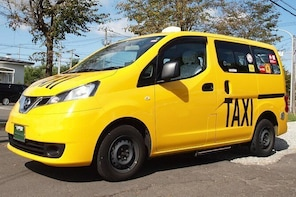Private Transfer Niseko to CTS Airport (1-9 passengers) Legal Driver Guaran...
