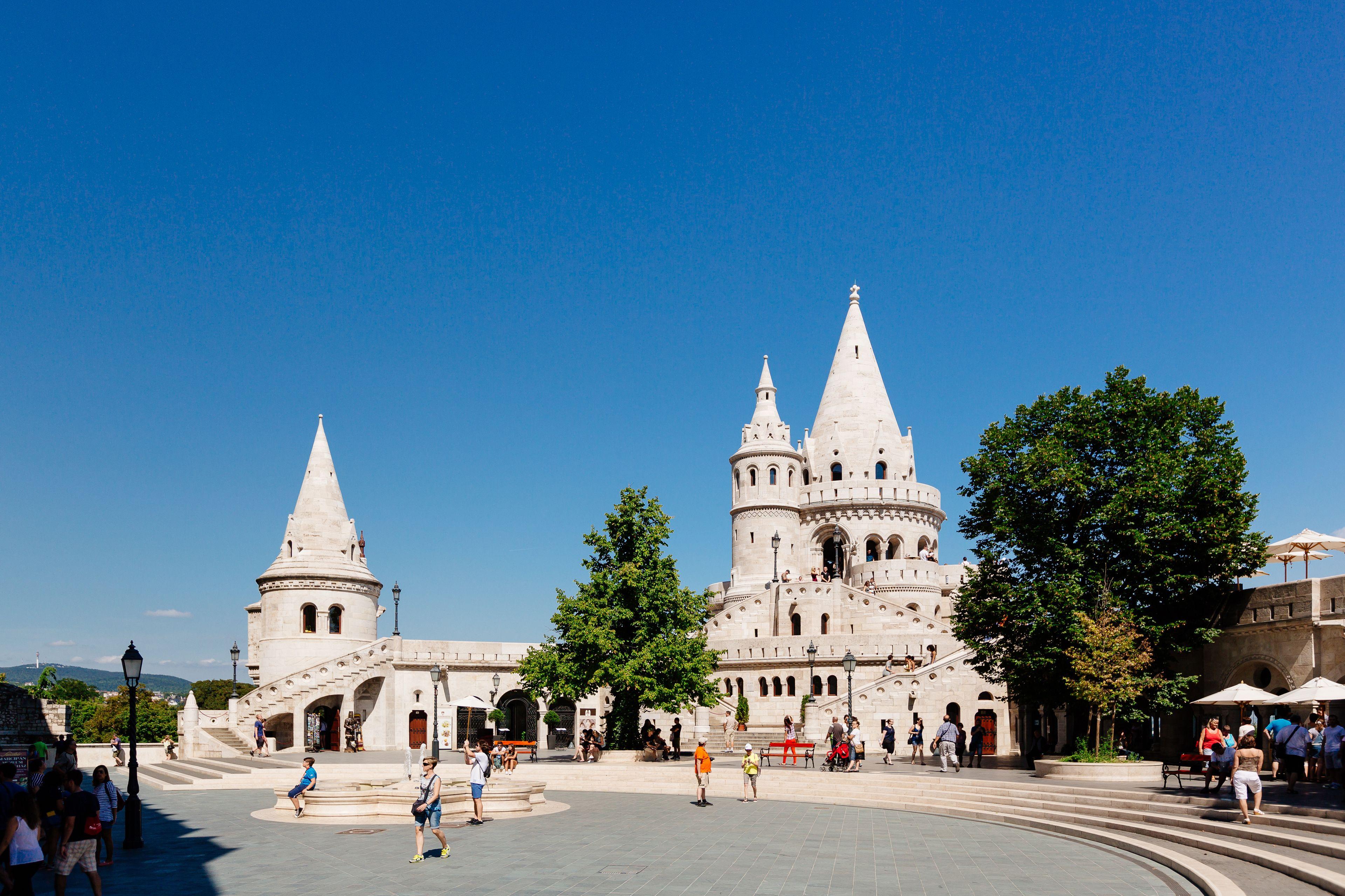 Budapest: Tagesausflug von Wien