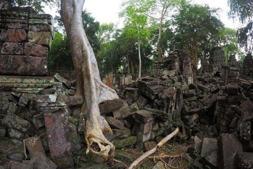 Show item 5 of 8. Banteay Chhmar Temple 1 Day Tour from Siem Reap