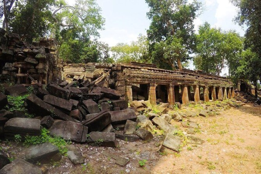 Show item 3 of 8. Banteay Chhmar Temple 1 Day Tour from Siem Reap