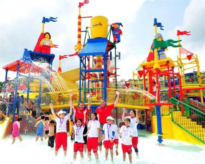 Show item 5 of 9. Legoland in Johor Bahru Admission Ticket