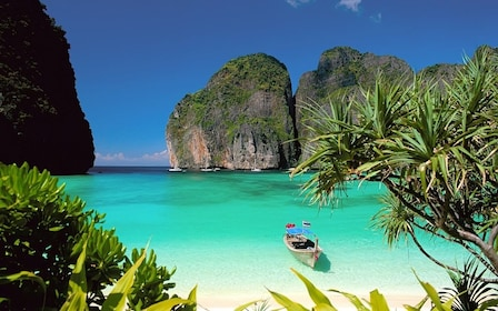 Phi Phi Islands Speedboat Day Tour from Phuket