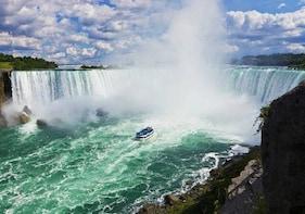 Canadian & American Niagara Falls Deluxe Combo Tour