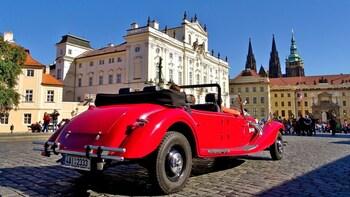 Private Vintage Car City Tour