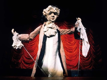 Don Giovanni at the National Marionette Theatre