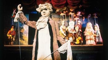 Don Giovanni på det nasjonale marionetteteateret