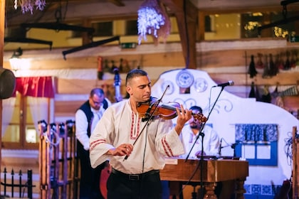 Folklore Show & Dinner with Unlimited drinks
