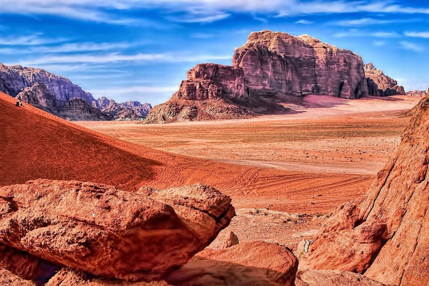 Show item 4 of 4. Wadi Rum Day Tour From Aqaba
