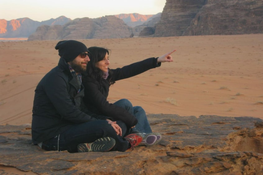 Show item 2 of 4. Wadi Rum Day Tour From Aqaba