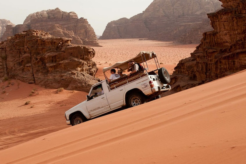 Show item 3 of 4. Wadi Rum Day Tour From Aqaba