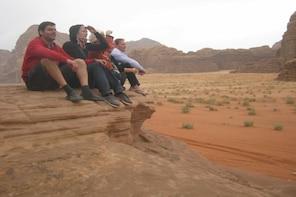 Wadi Rum Day Tour From Aqaba