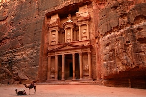 Petra one day tour from Aqaba