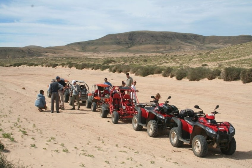 Show item 1 of 9. Buggy or Quad Tour Experience in the North of Fuerteventura