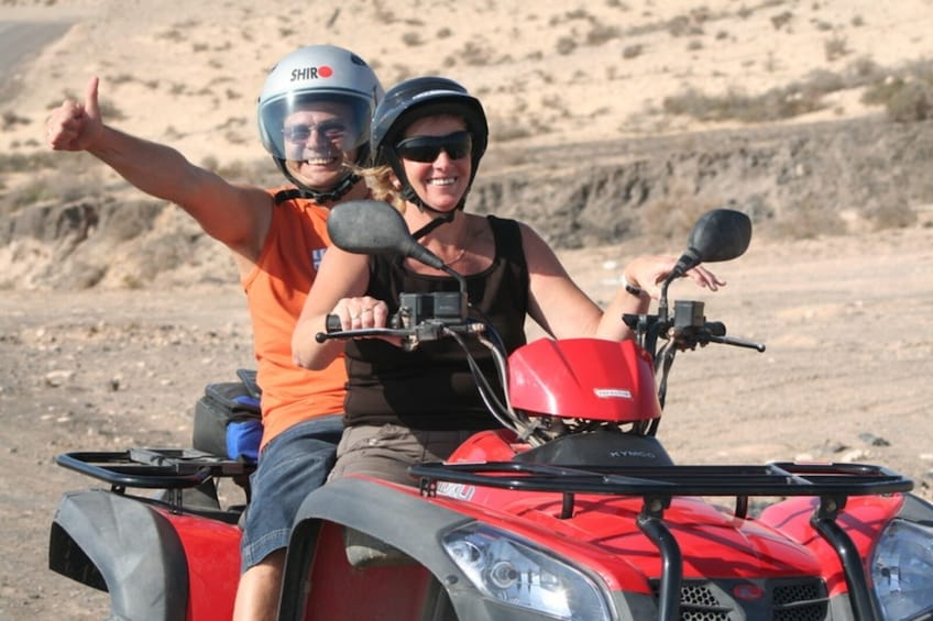 Show item 2 of 9. Buggy or Quad Tour Experience in the North of Fuerteventura