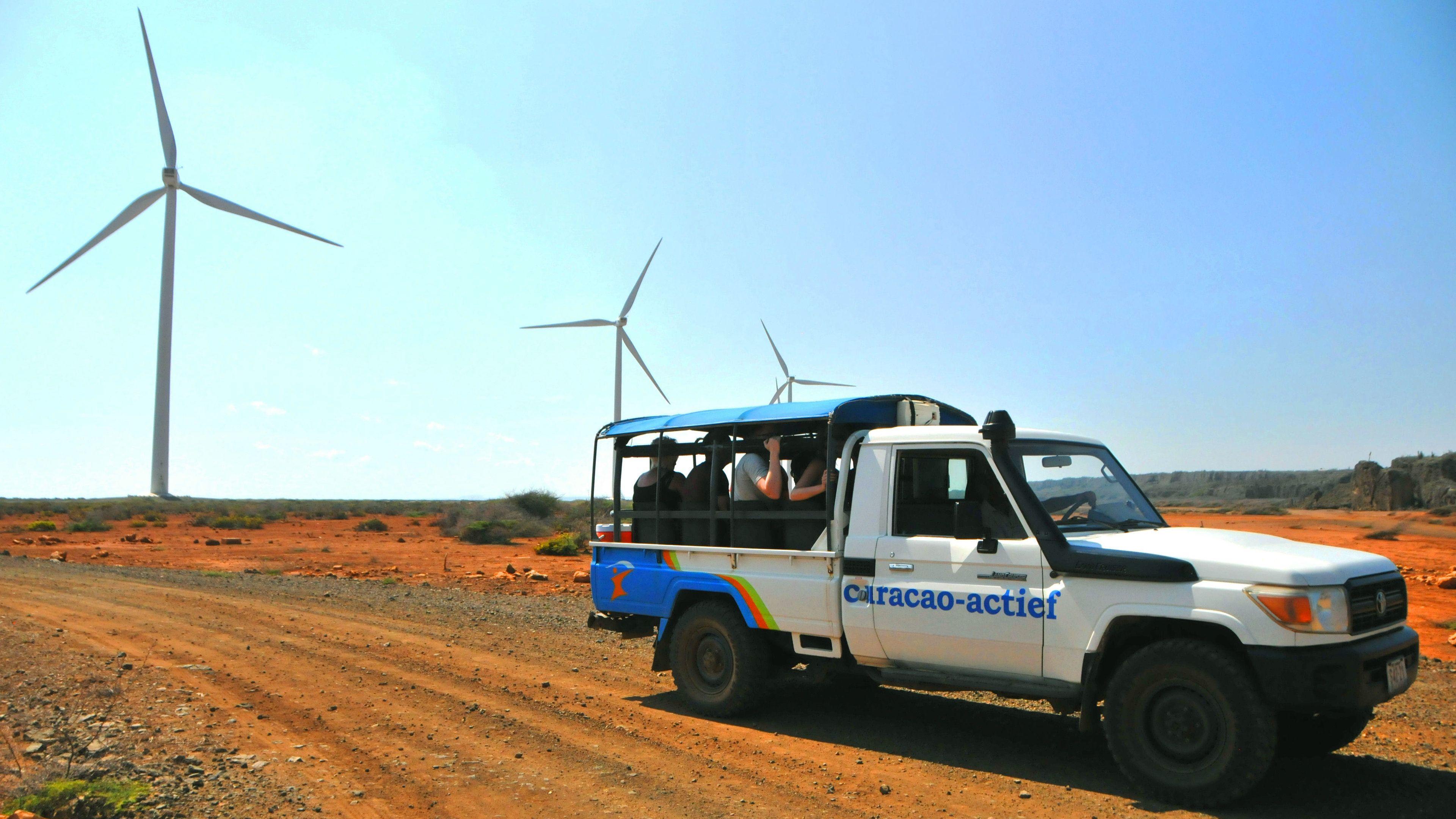 Half-Day Shete Boca National Park Jeep Tour
