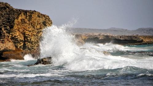 Shores in Curacao