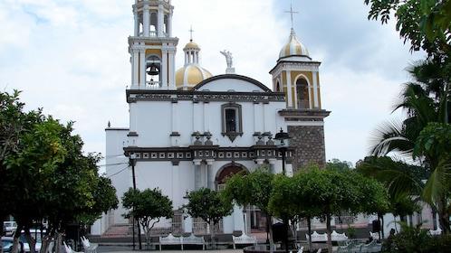 Ornate church in Manzanillo