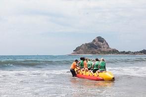 Stone Island Cruise & Beach Day
