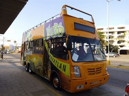 Mazatlan City Tour by FunBus