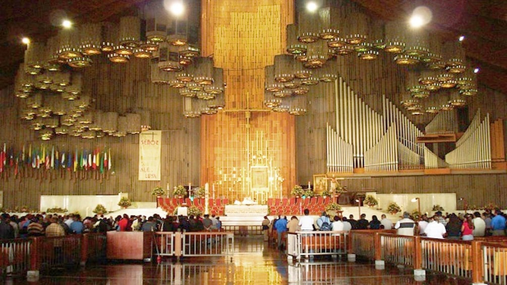 Show item 5 of 5. Basilica of Our Lady of Guadalupe