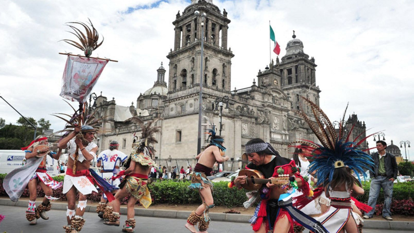 Half-Day Mexico City & Anthropology Museum Tour