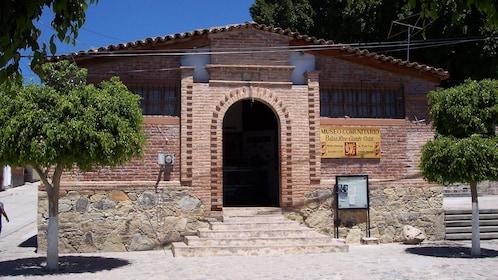 Community musuem in Teotitlan Village