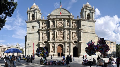 Cathedral of Our Lady of the Assumption in Oaxaca