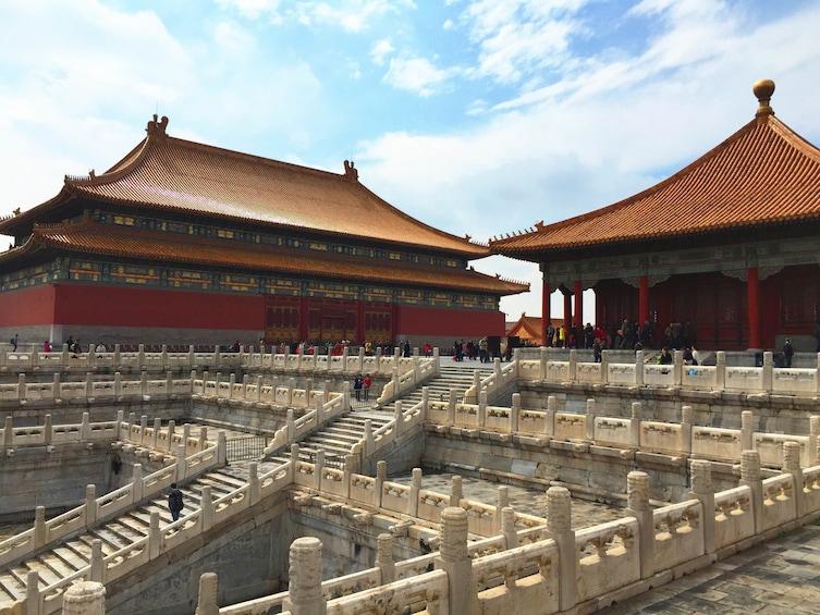 Great Wall at Badaling, Forbidden City, TAM Square Day Tour