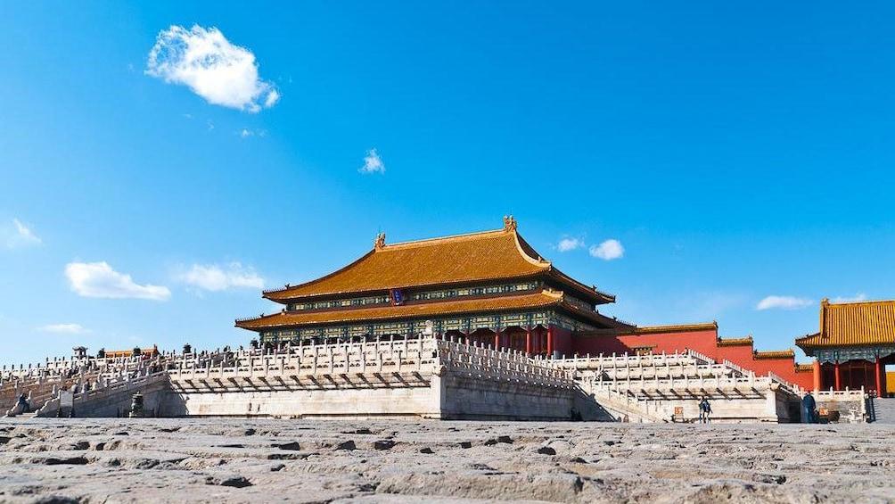 Show item 3 of 10. Visiting the Forbidden City in Beijing