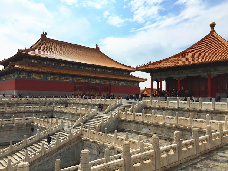 Show item 4 of 10. Forbidden City, Temple of Heaven, TAM Square One Day Tour