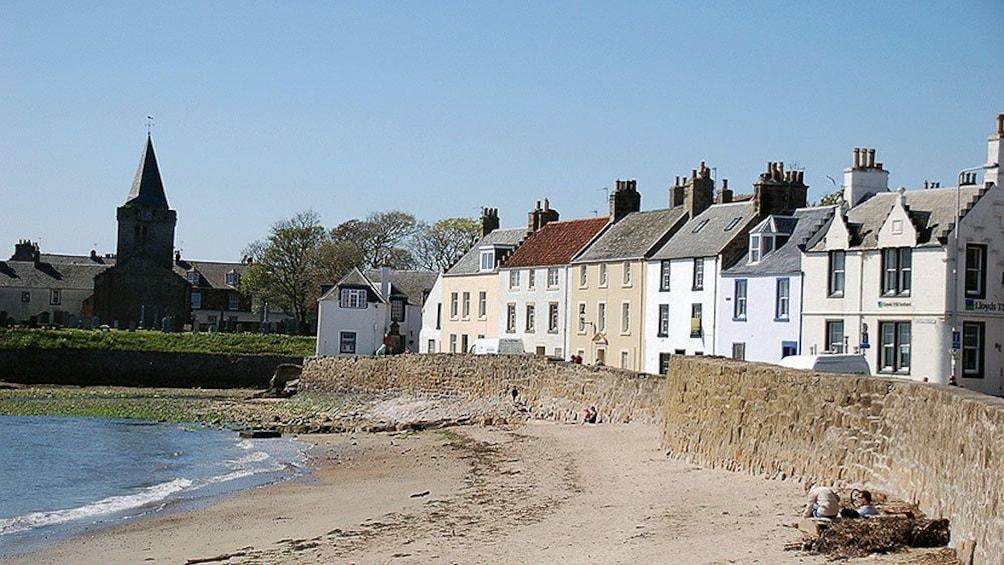 beach houses in edinburgh