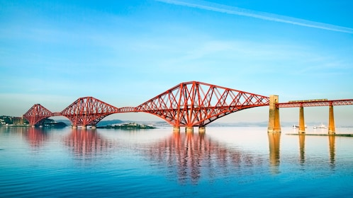 Large bridge in Edinburgh