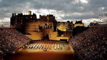 Royal Edinburgh Military Tattoo-dagexcursie