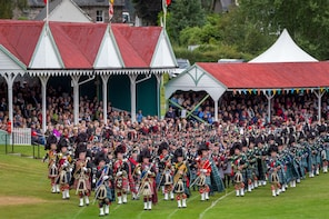 Highland Games dagstur