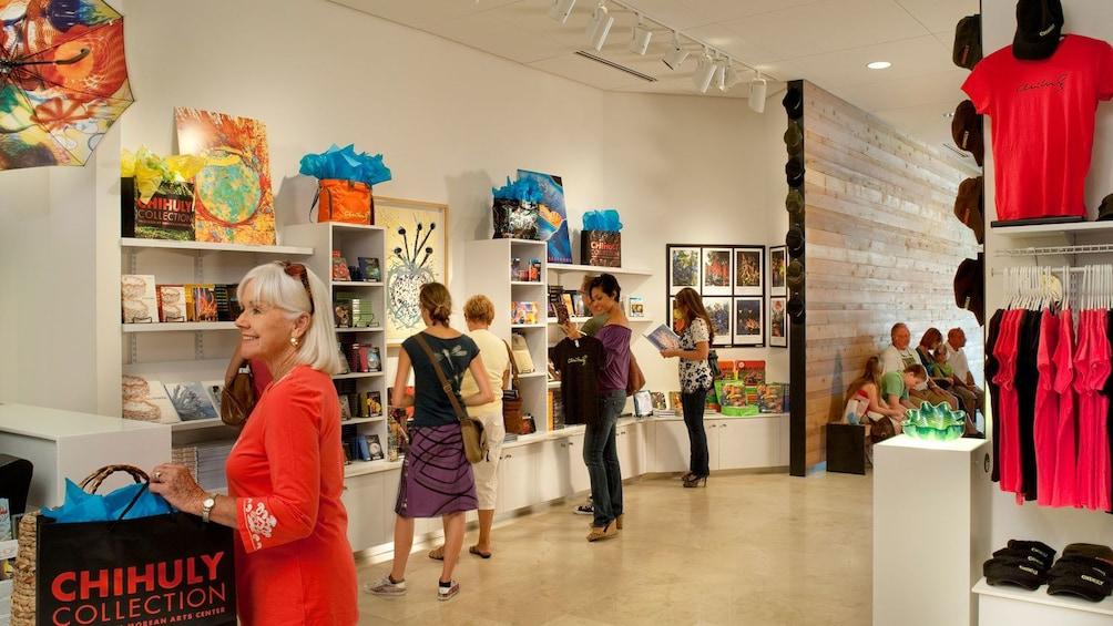 Show item 4 of 4. Morean Arts Center giftshop