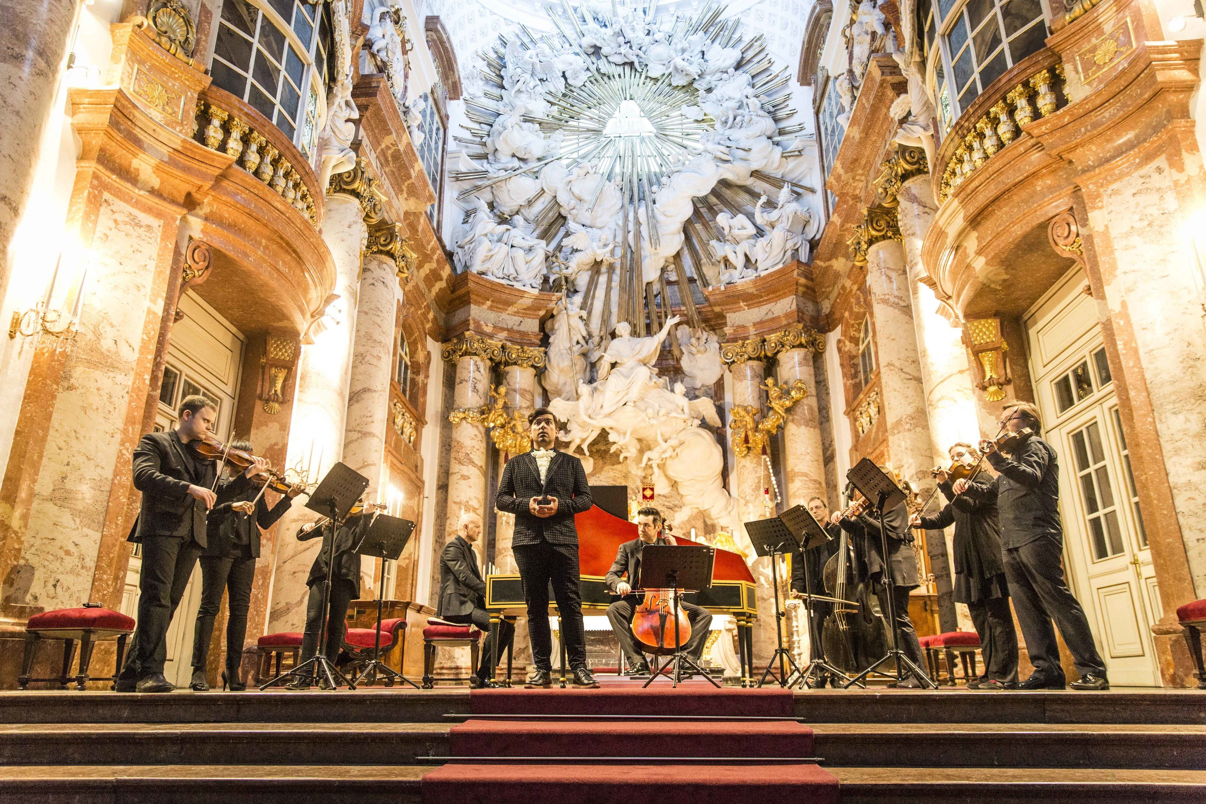 Vivaldi's The Four Seasons Concert at St. Charles's Church