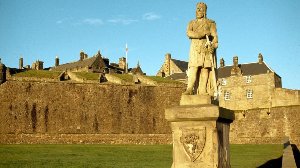 Show item 5 of 8. statue in scotland