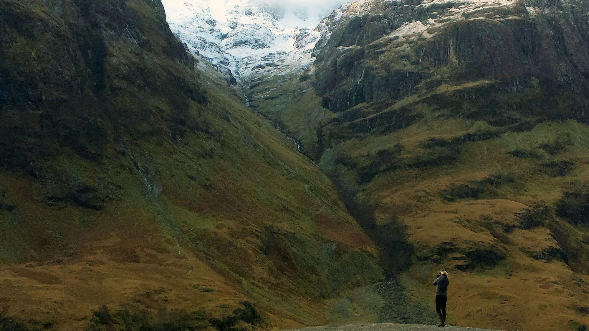 Oban, Glencoe & West Highland Castles Tour from Glasgow