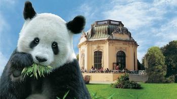 Ingresso para o Zoológico de Schönbrunn