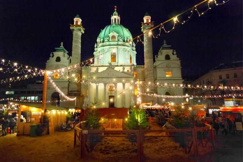 Show item 4 of 4. Vienna Winter & Christmas Market Tour