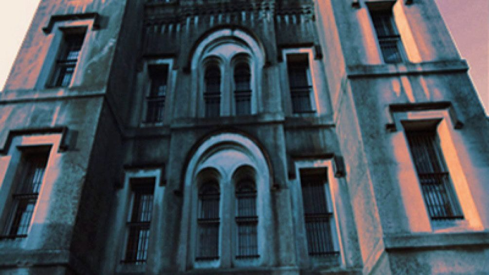 The Haunted Old City Jail in Charleston