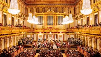 Concerto di Mozart a Vienna