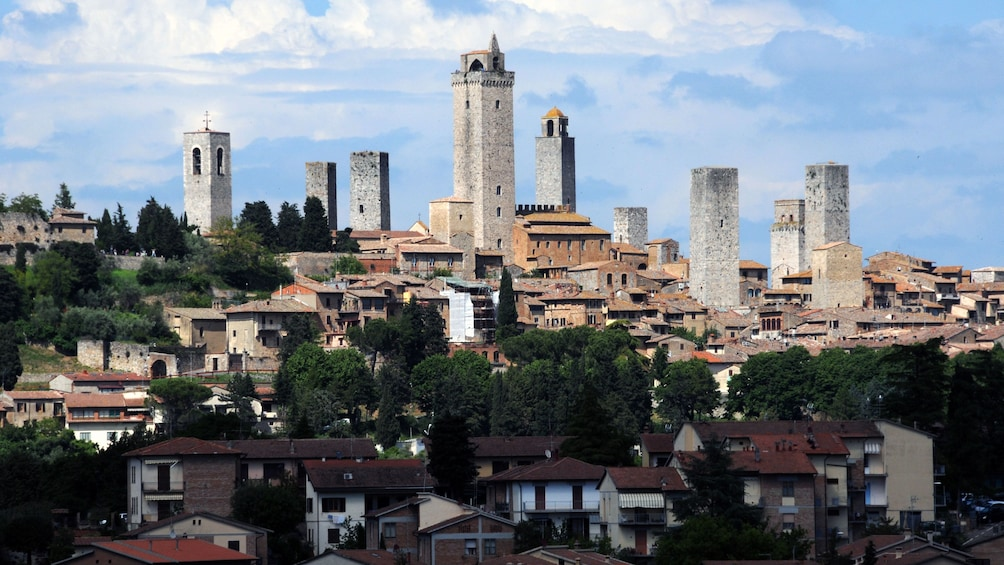 Foto 5 von 6 laden City view on Siena and San Gimignano Full-Day Tour in Italy