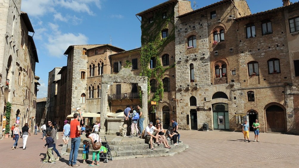 Foto 3 von 6 laden City view on Siena and San Gimignano Full-Day Tour in Italy
