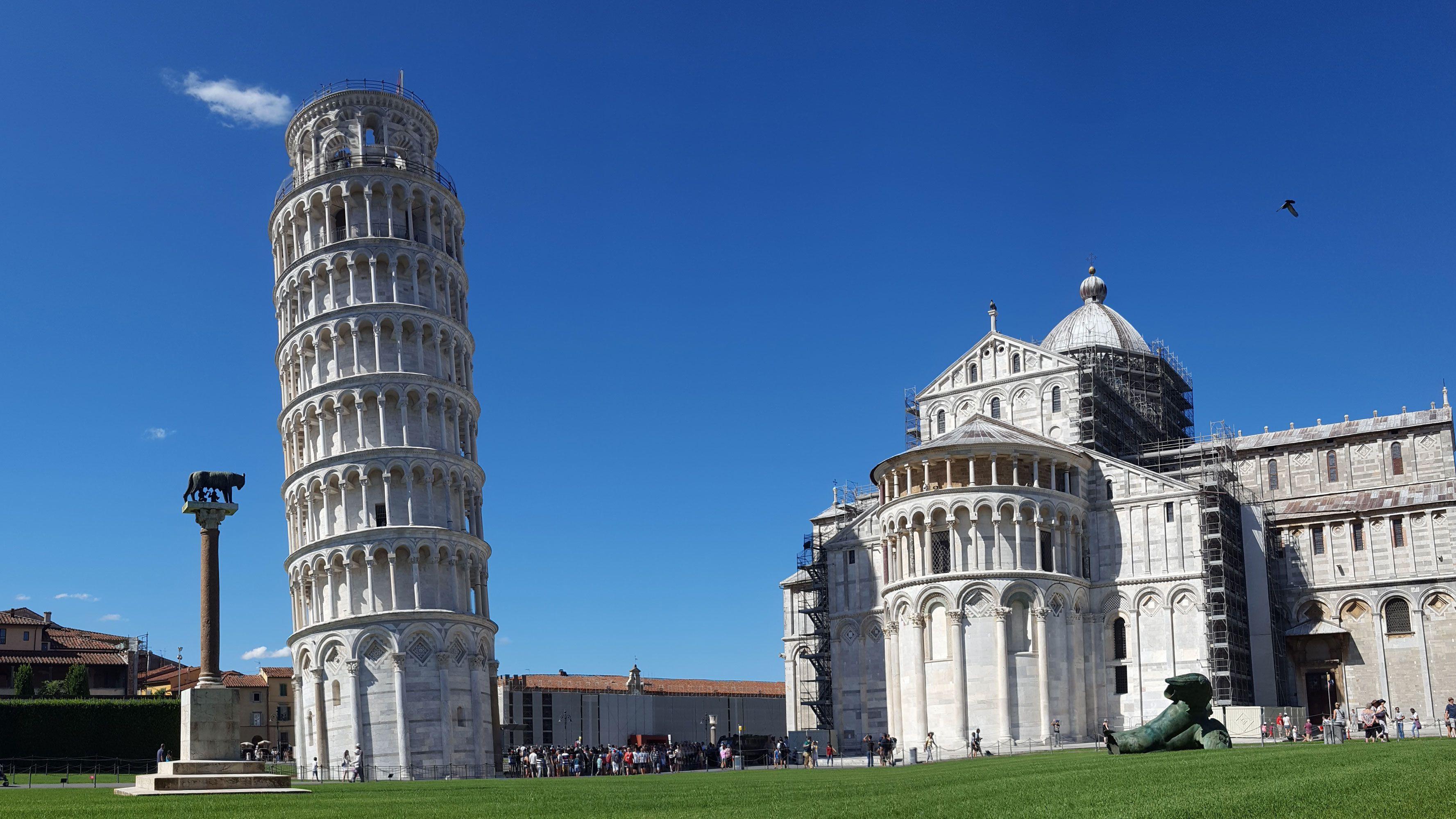 Pisa – halvdagstur